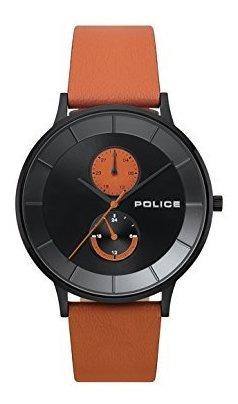 police 15402jsb-02 reloj para hombre de berkeley