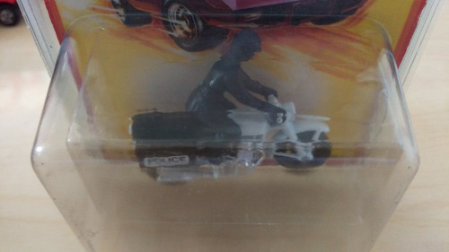 police motorcycle matchbox superfast 33 lesney
