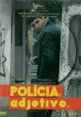 polícia, adjetivo dvd raro