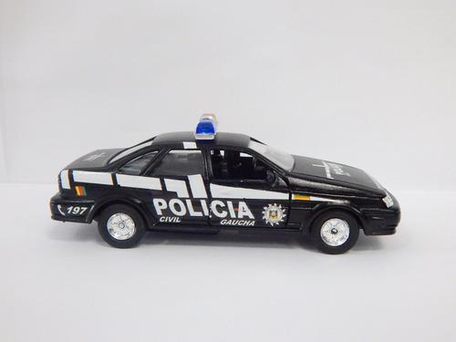 policia civil gaucha gm chevrolet 1/43