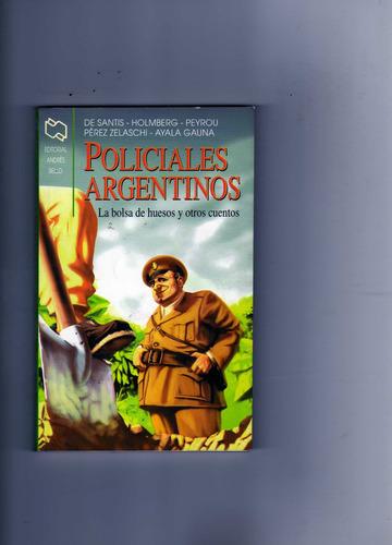 policiales argentinos  autores varios ¡