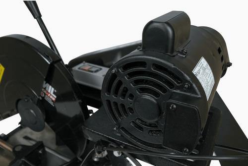 policorte serra rápida p/ ferro 3cv monof sca-100 motomil