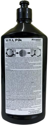 polidor para verniz cerâmico ou duro 500g - valp 1 - alcance