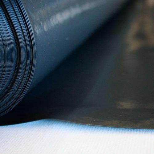 polietileno negro - 3 mts ancho x 200 mic. - venta x metro