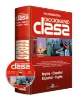 polifuncional diccionario inglés - español clasa