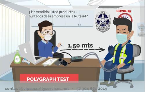 poligrafia en medellin