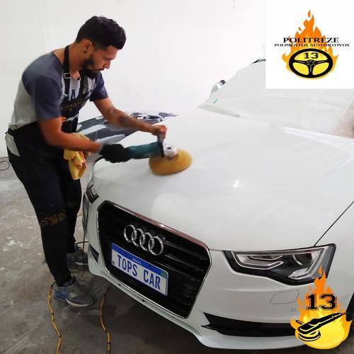 polimento automotivo - técnico e comercial