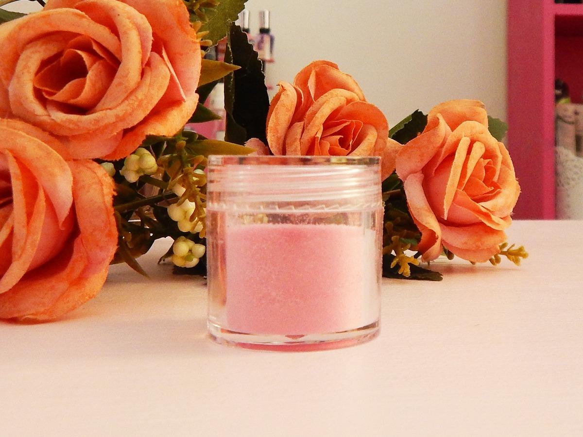 Polimero Acrilico Color Rosa Pastel Uñas Esculpidas