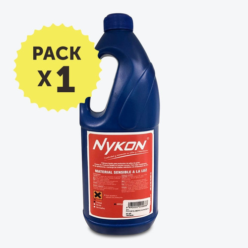polimero liquido (pack x 1)