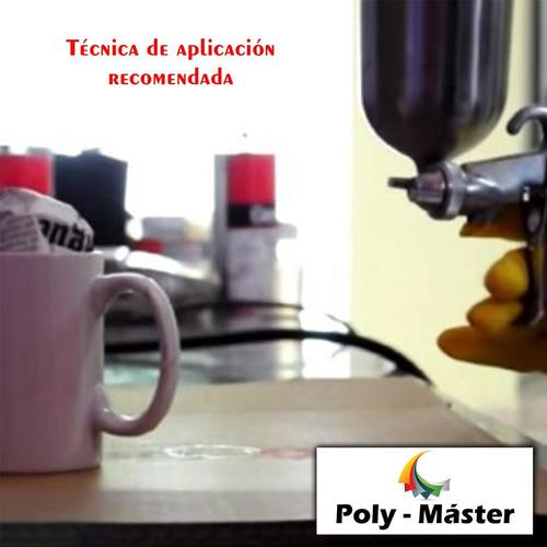 polímero para sublimar tazas y rígidos 300ml sublimacion