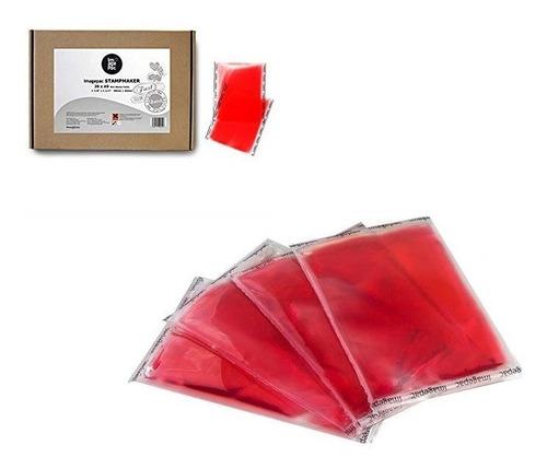 polímero sachet tamaño a9 - 37 x 52 mm  x 10 unidades