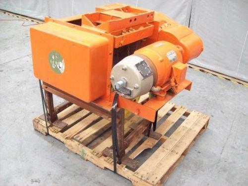 polipasto robbins myers 2000 electrico 11025 lb modelo f3a