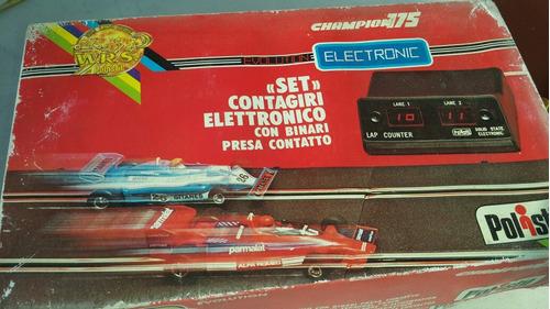 polistil cuenta giros electronico nuevo!!