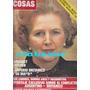 Antigua Revista Cosas Chile Margaret Thatcher Abril 1982
