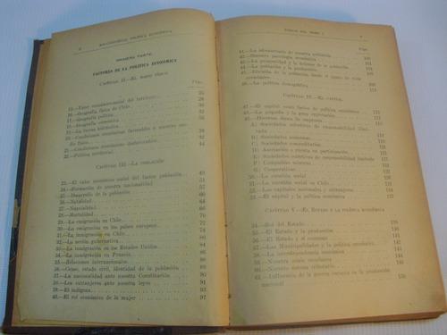 politica economica nacional tomo i. macchiavello 1931