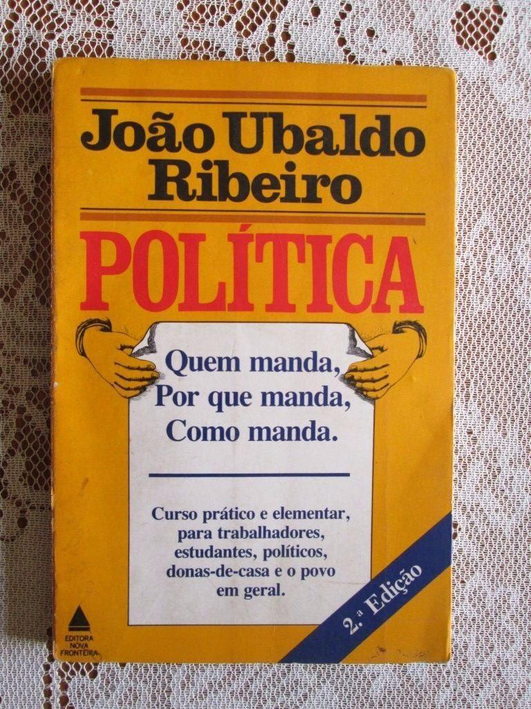 joao ubaldo ribeiro politica