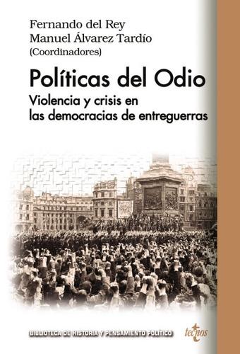 políticas del odio(libro ciencias políticas)