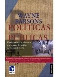 políticas públicas. parsons (myd)