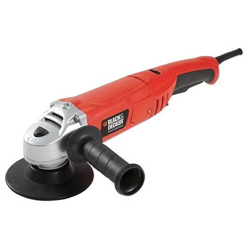 politriz angular automotiva 5 pol. 600w black decker wp600k