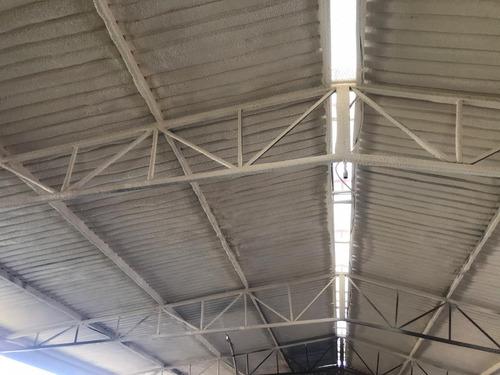 poliuretano espreado  espuma impermeabiliza termico acustico