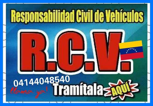 polizas rcv asesoria de seguros