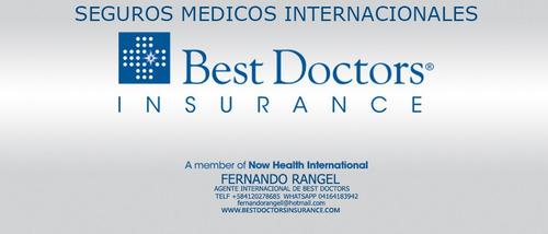 pólizas seguros médicos internacionales best doctors