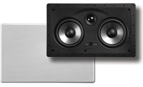 polk audio 255c - rt bocina estereofonica interior (una)