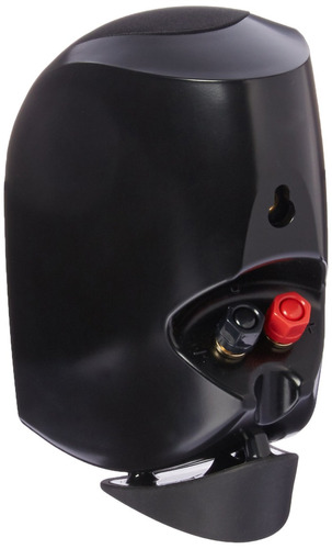 polk audio tl2 sat speaker (cada uno, negro)