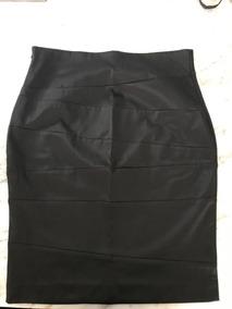 9a551ef5c Pollera Negra Al Cuerpo Tipo Otras Telas - Polleras de Mujer en ...