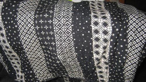 pollera de dama larga blanca y negra impecable talle 50
