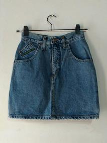 8fc39362f2 Jeans Scombro Mujer Talle 46 - Polleras Cortas de Mujer Azul en ...