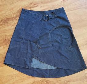 c2a07f2ab2 Polleras De Jeans Talles Grandes - Ropa y Accesorios en Mercado ...