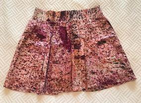 308a940fb Faldas Cortas Tableada - Polleras de Mujer Corta Rosa en Mercado ...