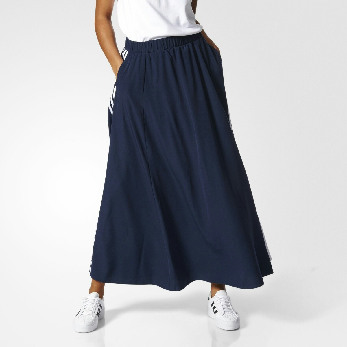 falda adidas originals