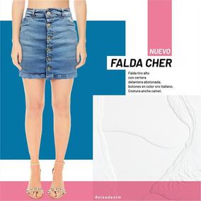 d607a2ca4 Minifaldas De Jeans - Ropa y Accesorios en Mercado Libre Argentina