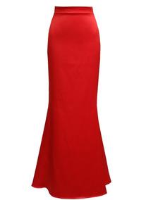 c1bb4fec3 Pollera Roja - Polleras Sirena Larga de Mujer en Mercado Libre Argentina