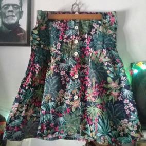 619538fc60 Flores Hawaianas Telas - Polleras de Mujer en Mercado Libre Argentina