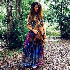 d859f4865 Pollera Hippie Boho Chic