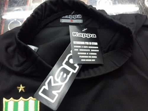 pollera hockey del club atletico banfield original kappa