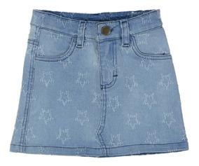7320f358f Polleras De Jeans Para Niñas - Ropa y Accesorios en Mercado Libre ...