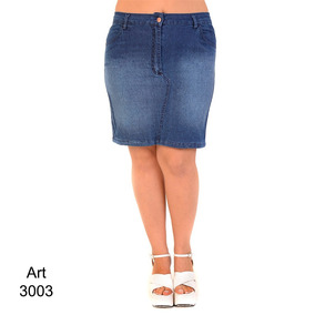 b178064d20 Jeans Talles Grandes Mujer En Cordoba - Polleras en Mercado Libre ...