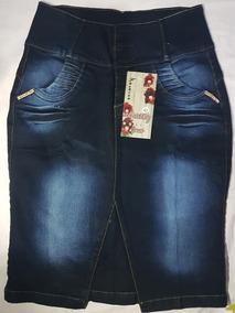 b8086d365c Pollera Tubo Talle 50 - Polleras Cortas de Mujer Azul en Mercado Libre  Argentina