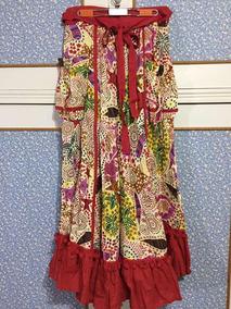 cc2e560b3 Pollera Falda Larga Hippie India Style No Complot Largas - Polleras ...