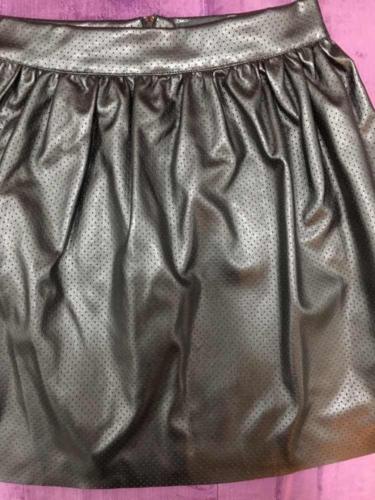 pollera minifalda cuerina engomada. Cargando zoom. f899791a093e