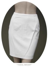 341b222ad Pollera Minifalda Mini Tubo Ropa Mujer Feria Americana S