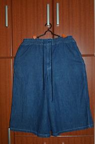 c468e6e0d Pollera Pantalon Talla Grande Jean