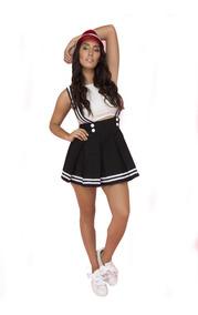 bc8244aa7 Pollera Tennis Skirt Tiradores Lolita Anime