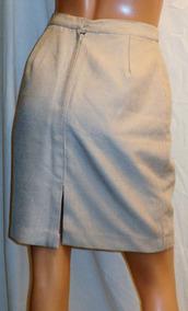 c0e5c3d12 Pollera Vestir Talle 42 Diabolo Forrada