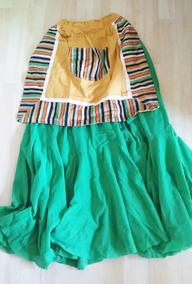 b1e248cdc Pollera Vestuario Teatro Disfraz Animadoras Infantiles Y Más