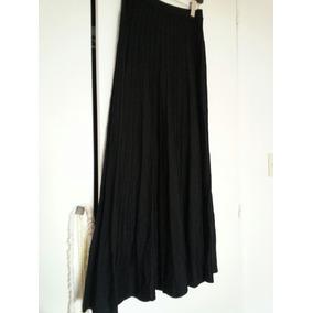 05aeeff487 Pollera Negra Tableasa - Polleras Largas de Mujer en Mercado Libre ...